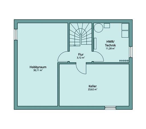 Talbau Haus 101 Floorplan 3