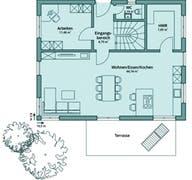 Haus 103 (inactive) Grundriss