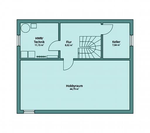 Talbau Haus 103 Floorplan 3