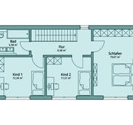 Haus 104 Grundriss