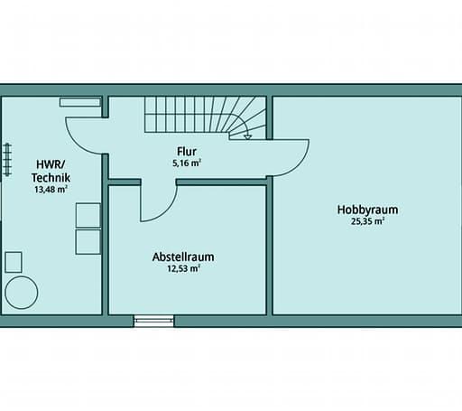 Talbau Haus 104 Floorplan 3