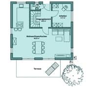Haus 106 Grundriss