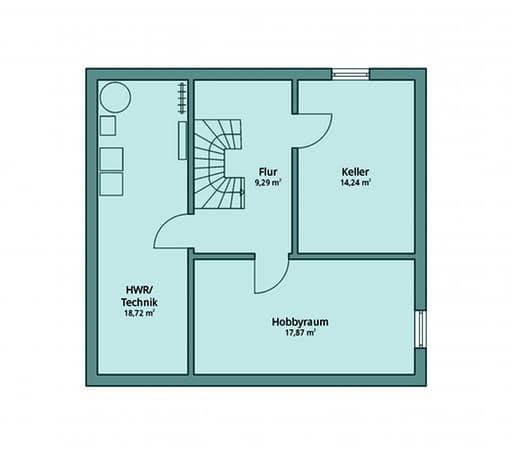Talbau Haus 106 Floorplan 3
