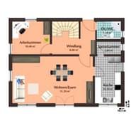 Haus 111 Grundriss