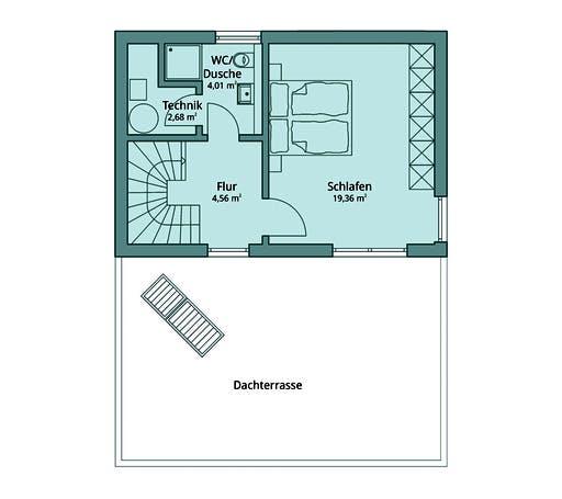 Talbau Haus 115 Floorplan 3
