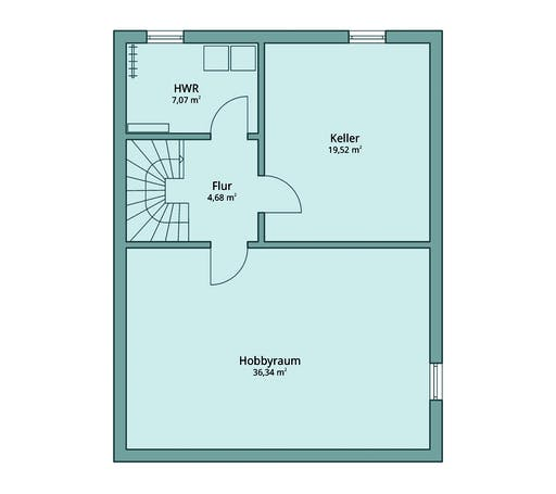 Talbau Haus 115 Floorplan 4