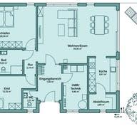 Haus 116 Grundriss