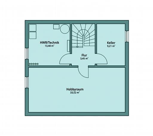 Talbau Haus 117 Floorplan 3
