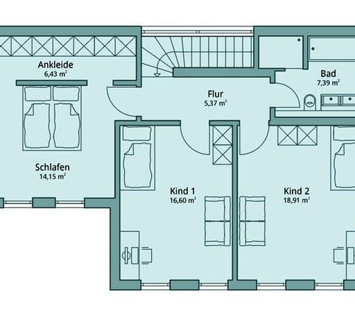 Talbau Haus 119 Floorplan 2