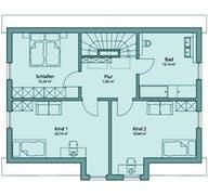 Haus 120 Grundriss