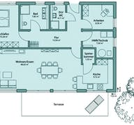Haus 123 Grundriss