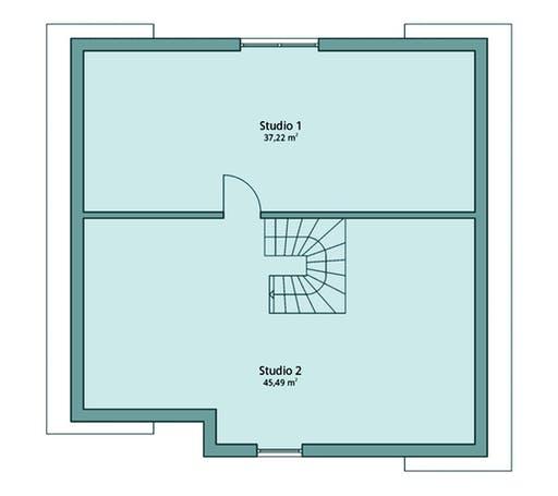Talbau Haus 125 Floorplan 3
