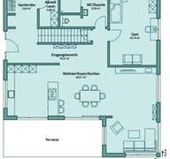 Haus 126 Grundriss