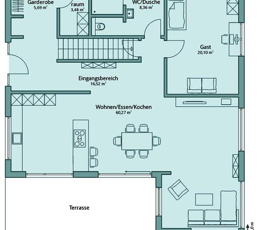 Talbau Haus 126 Floorplan 1