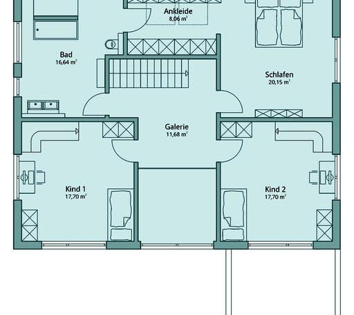 Talbau Haus 126 Floorplan 2