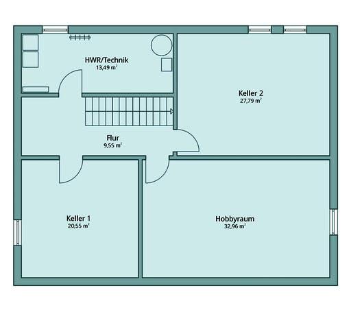 Talbau Haus 126 Floorplan 4