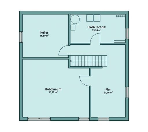 Talbau Haus 127 Floorplan 3
