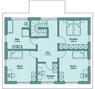 Haus 128 Grundriss