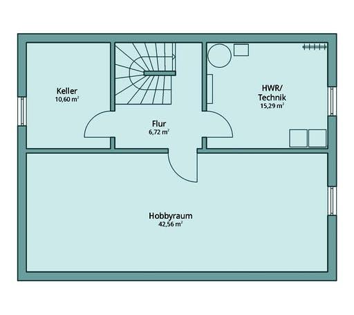 Talbau Haus 128 Floorplan 3