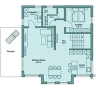 Haus 129 Grundriss