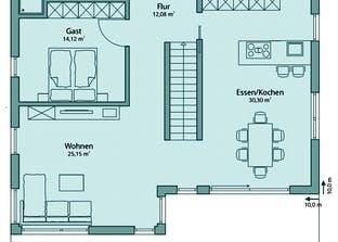 Haus 130 Grundriss