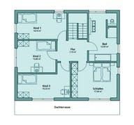 Haus 132 Grundriss