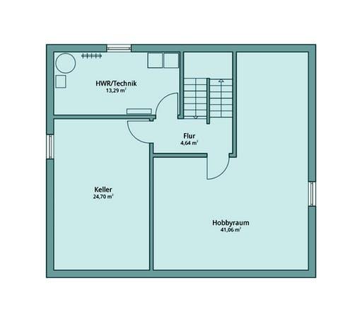 Talbau Haus 132 Floorplan 3