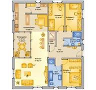 Planungsbeispiel 132H10 Grundriss