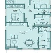 Haus 133 Grundriss