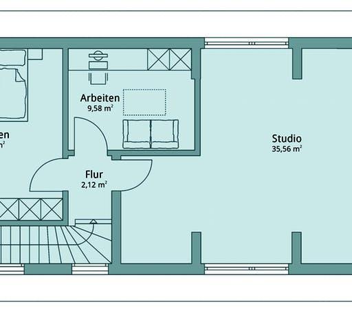 Talbau Haus 134 Floorplan 3