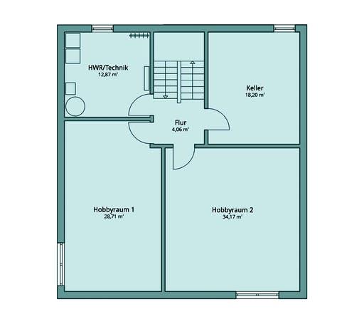Talbau Haus 135 Floorplan 3