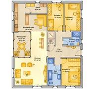 Planungsbeispiel 140H10 Grundriss