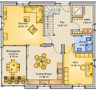 Planungsbeispiel 151H15 Grundriss