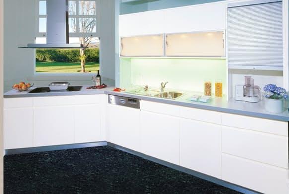 Küchen - SUNA weiß - Adam Küchen