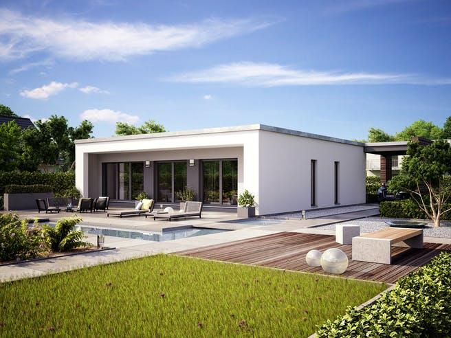 Finess 105 von Büdenbender Hausbau Außenansicht 1