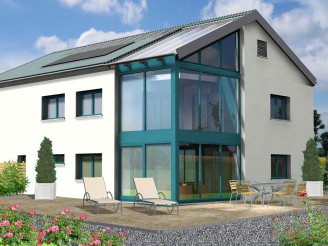 Bio-Solar-Haus - Planungsbeispiel 252H20 Exterior 1