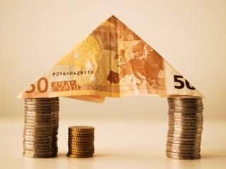Hausbau finanziell absichern