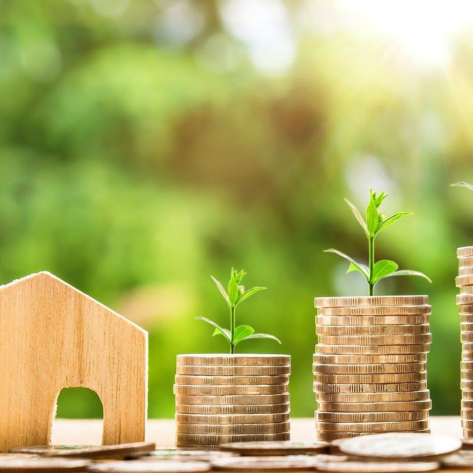 Haus Finanzierungsangebote