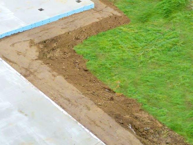 Bürkle Bodenplatte
