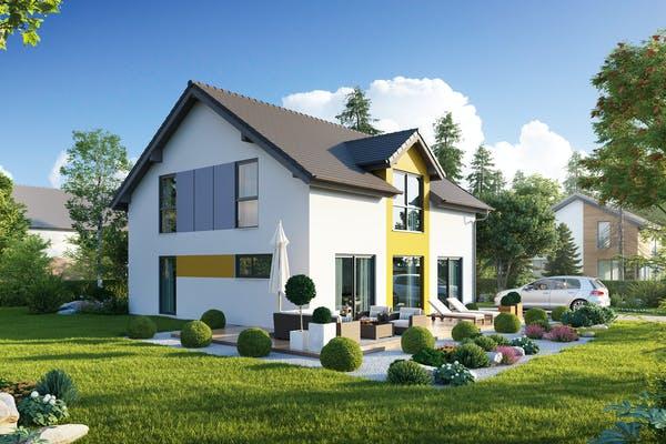 Großes Einfamilienhaus Jerdermann XL von Büdenbender