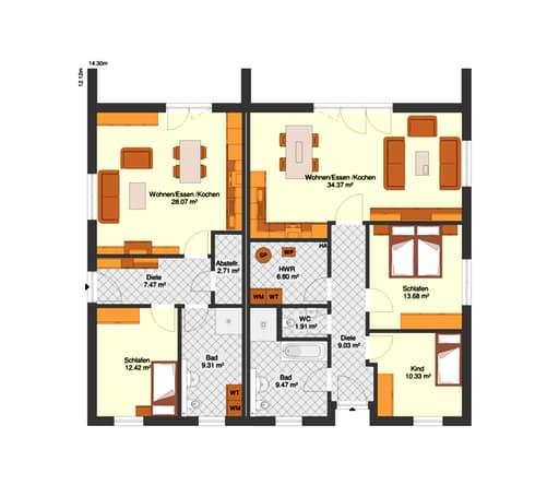 bungalowb146_floorplan_eg