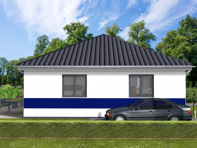 Heide von AVOS Hausbau Außenansicht 1