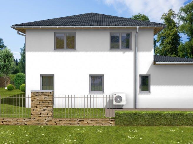 Goldamsel von AVOS Hausbau Außenansicht 1