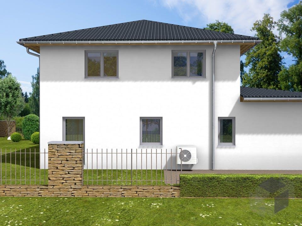 Goldamsel von AVOS Hausbau Außenansicht