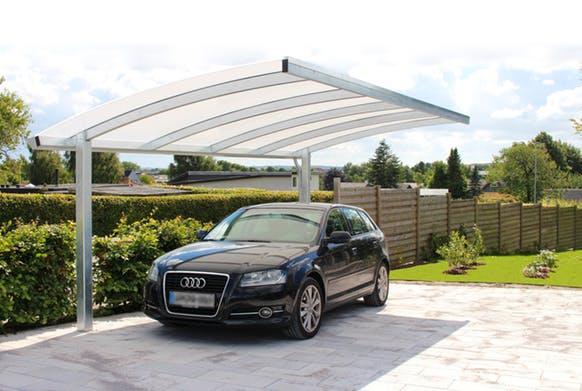 Garagen und Carports - Carport Wing - Lyngsoe