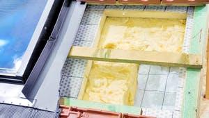 Dachdämmung Wärmeschutz