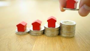 Haus finanzieren mit verschiedenen Darlehen