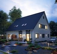 Hanse Haus - Doppelhaus 45-119 exterior 01