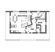 E 15-140.1 - Musterhaus Helmstorf Grundriss