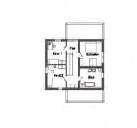 E 20-157.2 - SCHÖNER WOHNEN-Haus (inactive) Grundriss